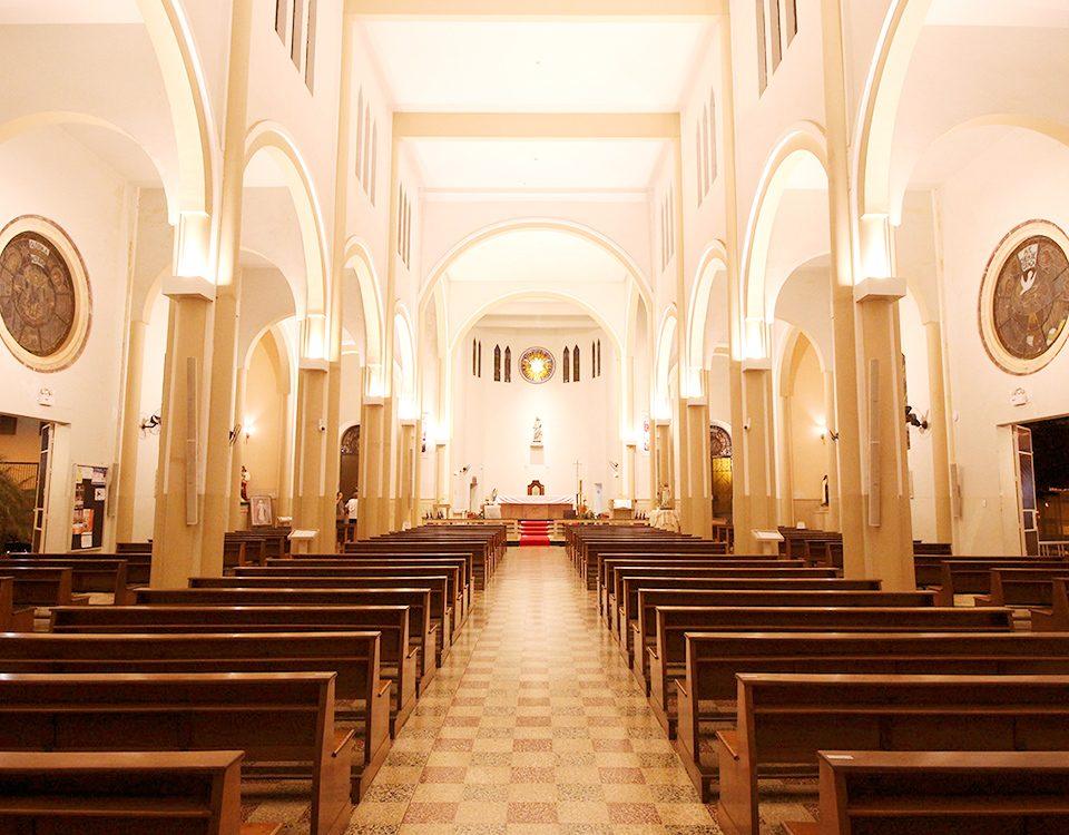 Catedral de Goiânia Vichenza Conceito